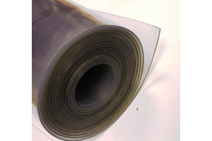 Klar PVC til skillerum i hestetrailer Pris pr. cm (05505)