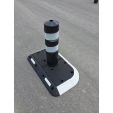 TDJ Mini Helle 50x100 cm m/1 pullert