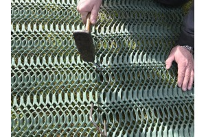 14,5mm TDJ Græsarmering - 2x20m - 40m2