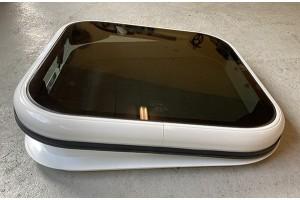 TDJ Taghat i hærdet glas til hestetransport (26565600)
