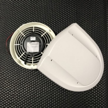 Slim Air ventilator til hestetrailer 12V (SIR02303300)