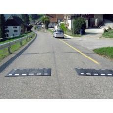 Vejbump 40 km/t 2x1,5m Typegodkendt Ny gummi