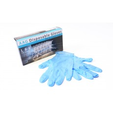 Handsker af gummi 100 stk (05293)