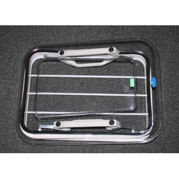 Taghat/vindue til hestetrailer - klar 35x50 (04251)