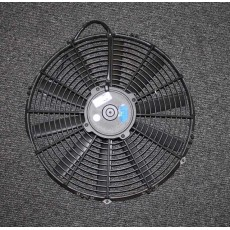 Ventilator til dyretransport 1300 m3/t 24V (04408)